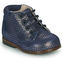 Schuhe Mädchen Boots GBB TACOMA Blau