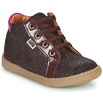 Schuhe Mädchen Sneaker High GBB FAMIA Bordeaux