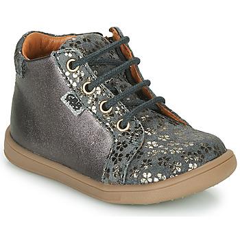 Schuhe Mädchen Boots GBB FAMIA Grau