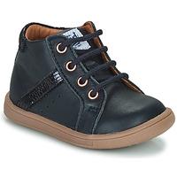 Schuhe Mädchen Sneaker High GBB AGLAE Blau