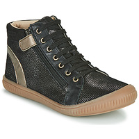 Schuhe Mädchen Sneaker High GBB RACHIDA Schwarz