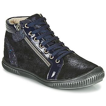 Schuhe Mädchen Sneaker High GBB RACHIDA Blau