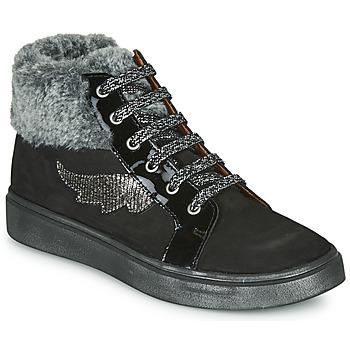 Schuhe Mädchen Sneaker High GBB NUMA Schwarz
