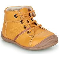 Schuhe Jungen Boots GBB OULOU Gelb