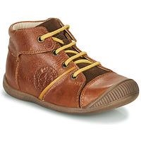 Schuhe Jungen Boots GBB OULOU Braun