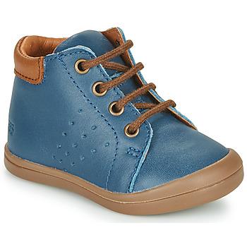 Schuhe Jungen Boots GBB TIDO Blau