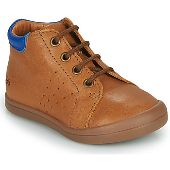 Schuhe Jungen Boots GBB TIDO Braun