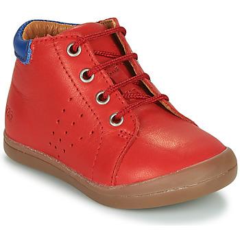 Schuhe Jungen Boots GBB TIDO Rot