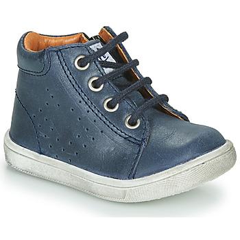 Schuhe Jungen Boots GBB FOLLIO Blau