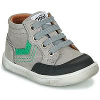 Schuhe Jungen Sneaker High GBB VIGO Grau