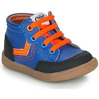 Schuhe Jungen Sneaker High GBB VIGO Blau