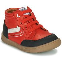 Schuhe Jungen Sneaker High GBB VIGO Rot
