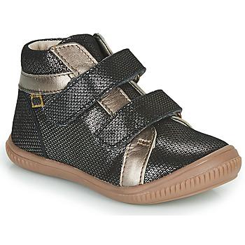 Schuhe Mädchen Sneaker High GBB EDEA Schwarz