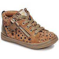 Schuhe Mädchen Sneaker High GBB VALA Braun