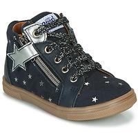 Schuhe Mädchen Sneaker High GBB VALA Marine