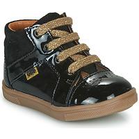 Schuhe Mädchen Sneaker High GBB THEANA Schwarz