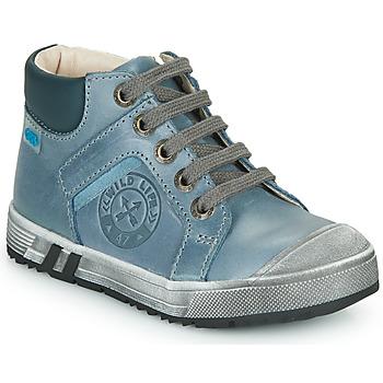 Schuhe Jungen Sneaker High GBB OLANGO Blau