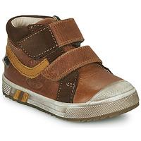 Schuhe Jungen Sneaker High GBB OMALLO Braun