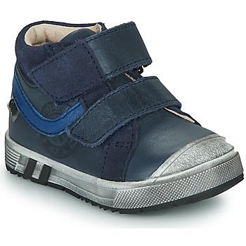Schuhe Jungen Sneaker High GBB OMALLO Blau