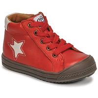 Schuhe Jungen Sneaker High GBB KASSIO Rot