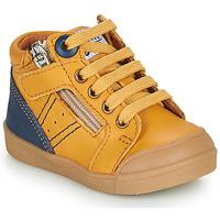 Schuhe Jungen Sneaker High GBB ANATOLE Gelb