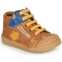 Schuhe Jungen Sneaker High GBB IONNIS Braun