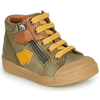 Schuhe Jungen Sneaker High GBB IONNIS Grün