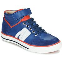 Schuhe Jungen Sneaker High GBB ALIMO Blau