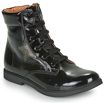 Schuhe Mädchen Boots GBB JAMILA Schwarz
