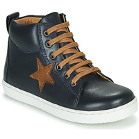 Schuhe Jungen Sneaker High GBB KANY Marine