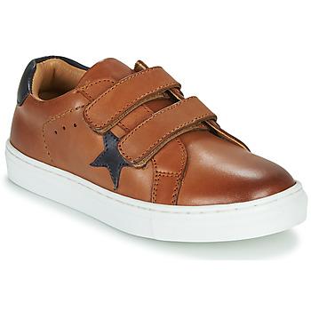 Schuhe Jungen Sneaker Low GBB DANAY Braun