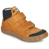 Schuhe Jungen Sneaker High GBB HENI Cognac