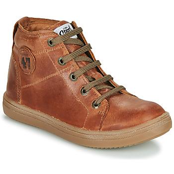 Schuhe Jungen Sneaker High GBB KELIG Braun