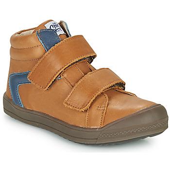 Schuhe Jungen Sneaker High GBB KOLAN Braun