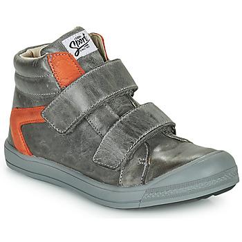 Schuhe Jungen Sneaker High GBB KOLAN Grau