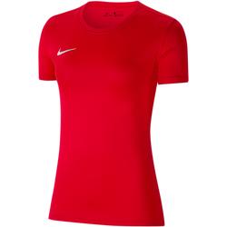 Kleidung Damen T-Shirts Nike Dry Park VII SS Jersey Women Rot