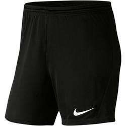 Kleidung Damen Shorts / Bermudas Nike Park III Knit Short NB Women Schwarz
