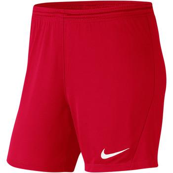 Kleidung Damen Shorts / Bermudas Nike Park III Knit Short NB Women Rot