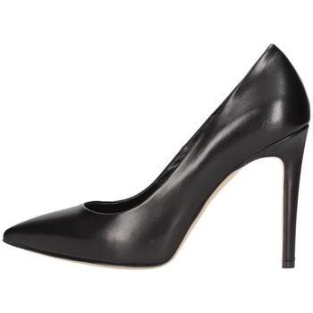 Schuhe Damen Pumps Silvia Rossini 3410.s Heels' Frau schwarz schwarz