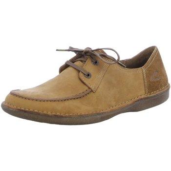 Schuhe Herren Derby-Schuhe Cycleur De Luxe Schnuerschuhe CDLM201464 braun