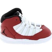Schuhe Kinder Basketballschuhe Nike Jordan Max Aura BB Rouge Blanc AQ9215-602 Rot