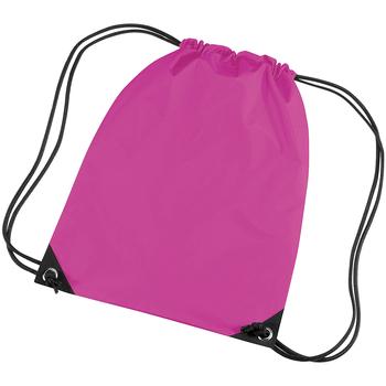 Taschen Kinder Sporttaschen Bagbase BG10 Fuchsia