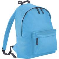 Taschen Rucksäcke Bagbase BG125J Surf Blau/Grau