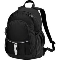 Taschen Rucksäcke Quadra QD57 Schwarz