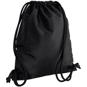 Taschen Kinder Sporttaschen Bagbase BG110 Schwarz/Schwarz