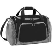 Taschen Sporttaschen Quadra QS277 Schwarz/Grau