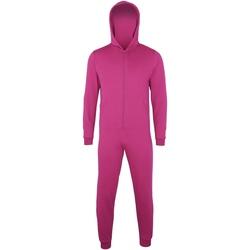 Kleidung Kinder Pyjamas/ Nachthemden Colortone CC01J Hot Pink