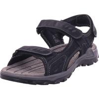 Schuhe Herren Sportliche Sandalen Tom Tailor - 8089101 schwarz