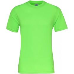 Kleidung Herren T-Shirts Awdis JC020 Elektrik Grün