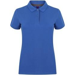 Kleidung Damen Polohemden Henbury HB102 Königsblau